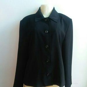 Black Medium Briggs Blazer/Jacket